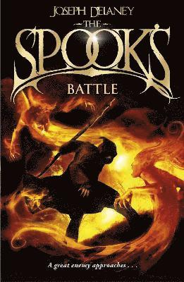 bokomslag The Spook's Battle