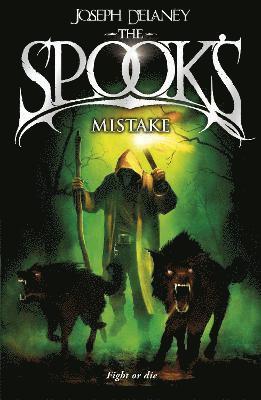 bokomslag The Spook's Mistake