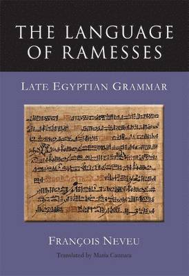 bokomslag The Language of Ramesses