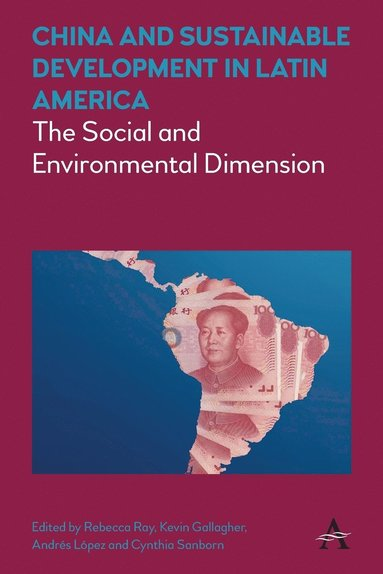bokomslag China and Sustainable Development in Latin America: The Social and Environmental Dimension