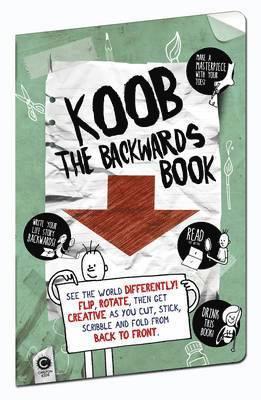 bokomslag KOOB The Backwards Book