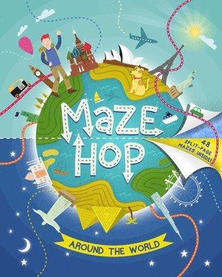 bokomslag Maze Hop: Around The World