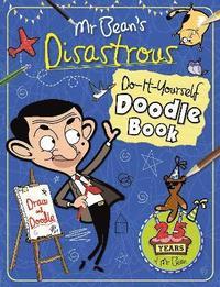 bokomslag Mr Bean's Disastrous DIY Doodle Book