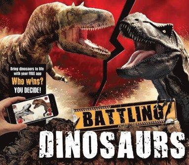 bokomslag Battling Dinosaurs