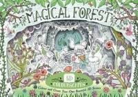 bokomslag 3D Colourscapes: Magical Forest