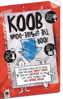 bokomslag KOOB The Upside-Down Book