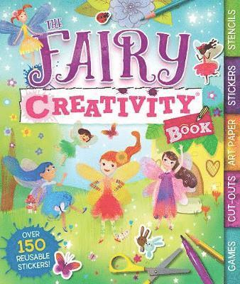 bokomslag The Fairy Creativity Book