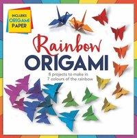 bokomslag Make It Kids' Craft: Rainbow Origami