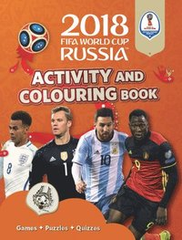 bokomslag 2018 FIFA World Cup Russia (TM) Activity and Colouring Book