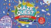 bokomslag Maze Quest: History