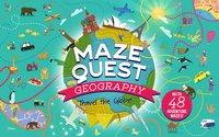 bokomslag Maze Quest: Geography