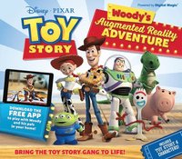 bokomslag Toy Story - Woody's Augmented Reality Adventure