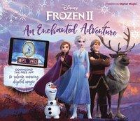 bokomslag Disney Frozen 2 An Enchanted Adventure