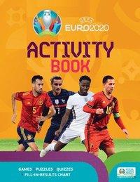 bokomslag UEFA EURO 2020 Activity Book