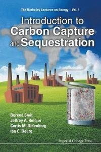 bokomslag Introduction To Carbon Capture And Sequestration