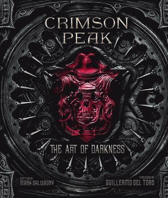 Crimson Peak the Art of Darkness 1
