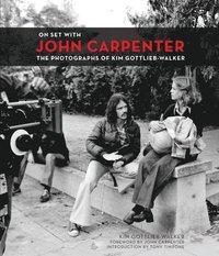 bokomslag On Set with John Carpenter