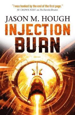 Injection burn 1