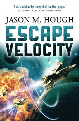 bokomslag Escape velocity - dire earth duology #2