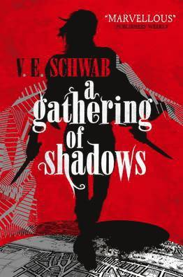 bokomslag A Gathering of Shadows