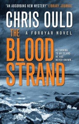 bokomslag Blood strand - a foroyar novel
