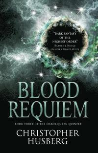 bokomslag Chaos Queen - Blood Requiem (Chaos Queen 3)