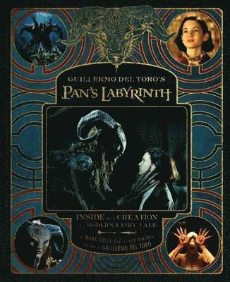 bokomslag The Making of Pan's Labyrinth