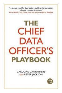 bokomslag Chief Data Officer's Playbook