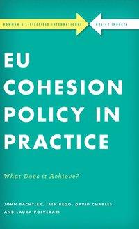 bokomslag EU Cohesion Policy in Practice