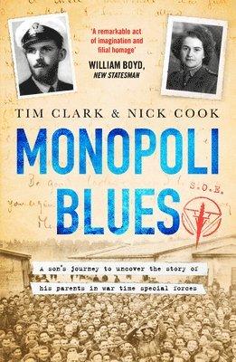 bokomslag Monopoli Blues