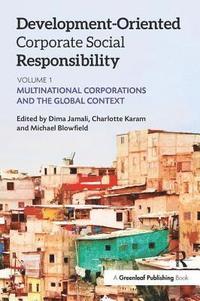 bokomslag Development-Oriented Corporate Social Responsibility: Volume 1