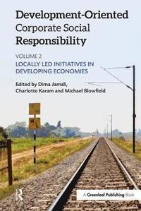 bokomslag Development-Oriented Corporate Social Responsibility: Volume 2