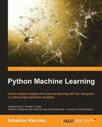 bokomslag Python Machine Learning