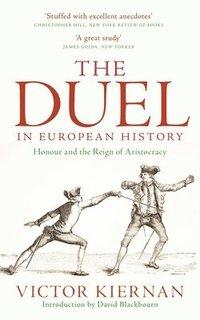 bokomslag The Duel in European History