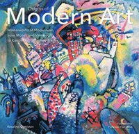 bokomslag Origins of modern art - masterworks of modernism from monet to kandinsky, d
