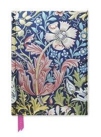 Anteckningsbok A5 linjerad William Morris - Compton Wallpaper