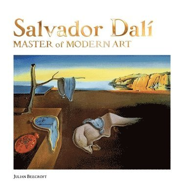 bokomslag Salvador Dali: Master of Modern Art