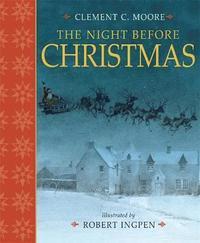 bokomslag The Night Before Christmas