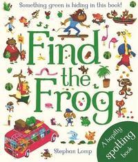 bokomslag Find The Frog