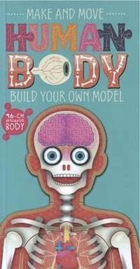 bokomslag Make and Move: Human Body