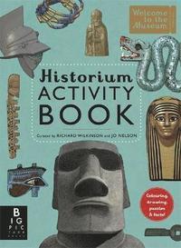 bokomslag Historium Activity Book