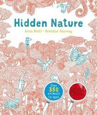 bokomslag Hidden Nature