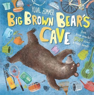 Big brown bears cave 1