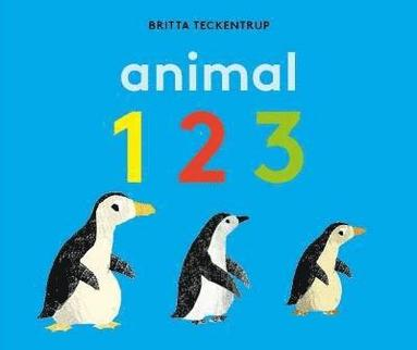 bokomslag Animal 123