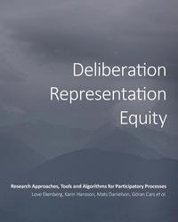bokomslag Deliberation, Representation, Equity