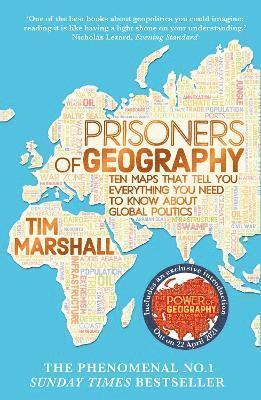 bokomslag Prisoners of Geography