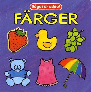 bokomslag Färger