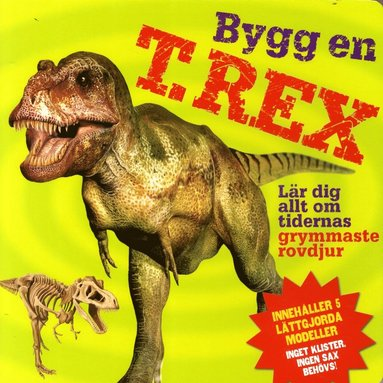 bokomslag Bygg en T Rex