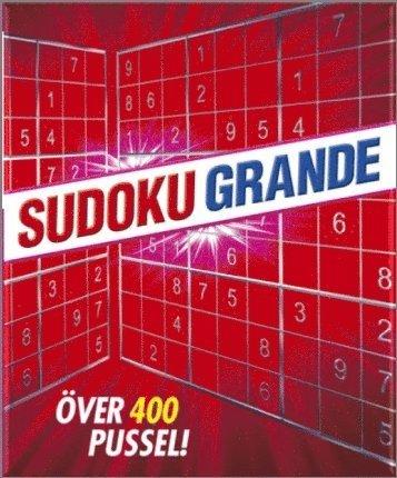 bokomslag Sudoku grande