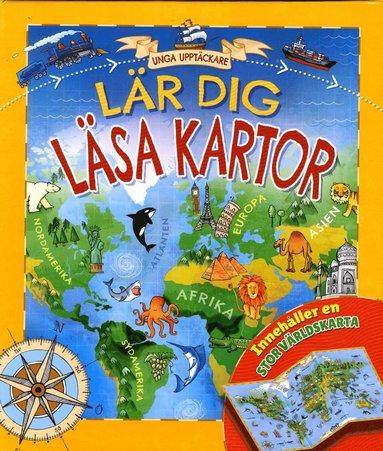 bokomslag Lär dig läsa kartor